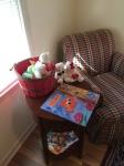 Infant & Toddler Visitation Room